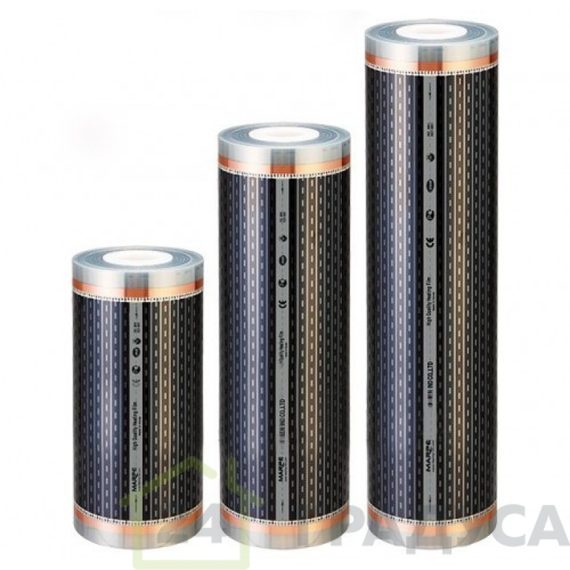 Нагревательная инфракрасная пленка Marpe Standart 220Вт/м2