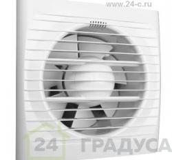 Бытовые вытяжные пластиковые вентиляторы